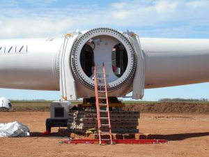 Wind Project: Horse Creek & Electra 230 MW (each)